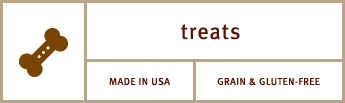 Sojos Grain-Free Treats Lamb & Sweet Potato