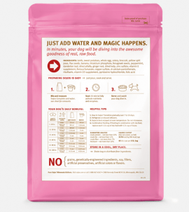 Sojos Complete Dog Food Lamb Recipe
