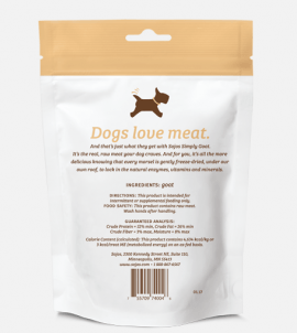 Sojos Simply Goat Dog Treats