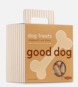 Sojos Good Dog Treats Shepherd's Pie